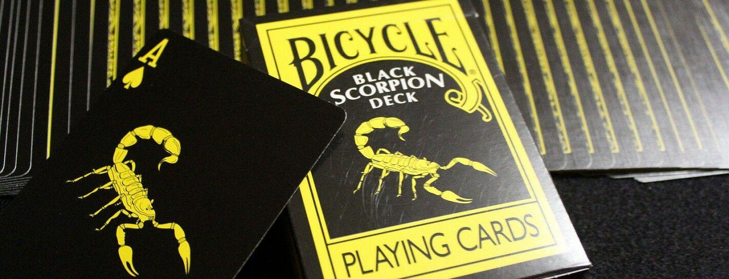 Bicycle-Black-Scorpion-kartya
