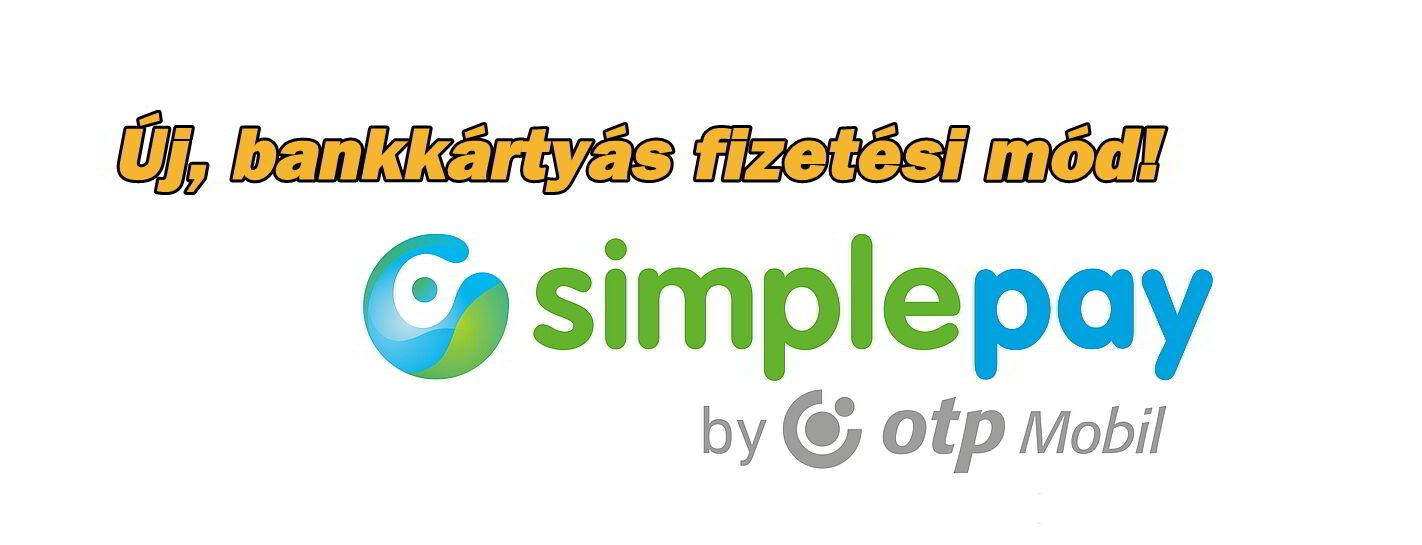 SimplePay uj