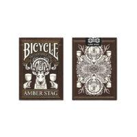 Bicycle Amber Stag kártya, 1 csomag