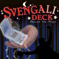 MagicMakers Svengali Deck kártya, 1 csomag